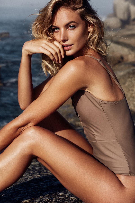 Marijke Versluijs by Adrian Ivan wearing Bacon Bikinis