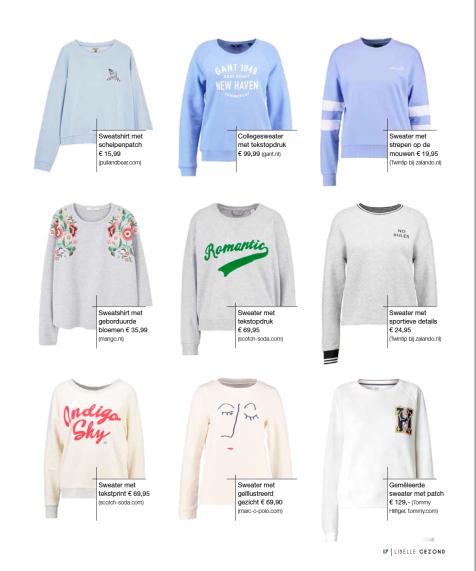 Marijke Versluijs Libelle Sweater 10