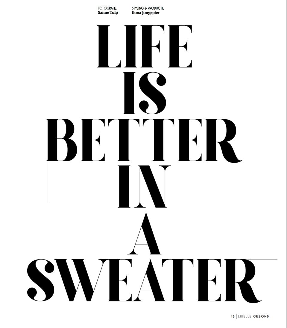 Marijke Versluijs Libelle Sweater 2