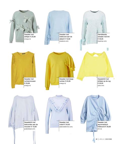 Marijke Versluijs Libelle Sweater 8